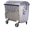 Eurocontainer metalic 1100L